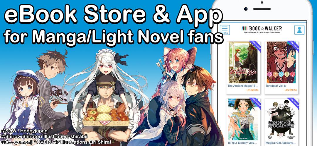 Light Novel App